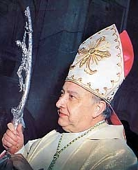 Ottorino Pietro Alberti Emeritus Bishop of Cagliari